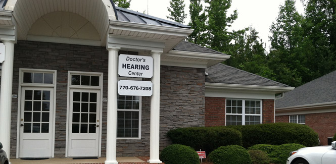 Contact Doctors' Hearing Center - Johns Creek, GA 30022